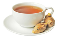 ginger tea cures
