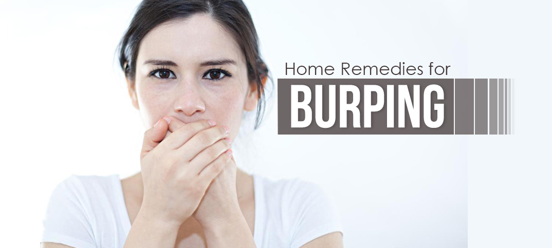 Natural Remedies For Burping