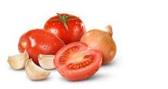 garlic and tomato benefits