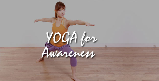 yoga for awareness