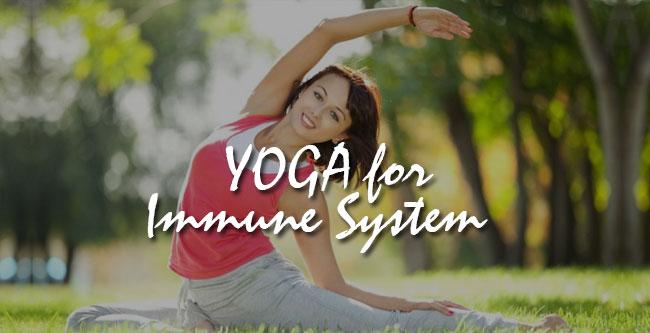 yoga for immune system