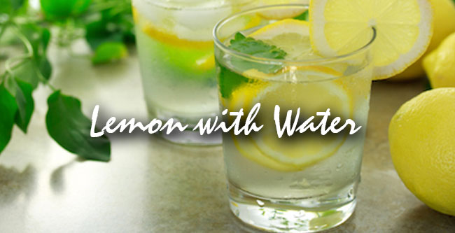 lemon luke warm water weight loss