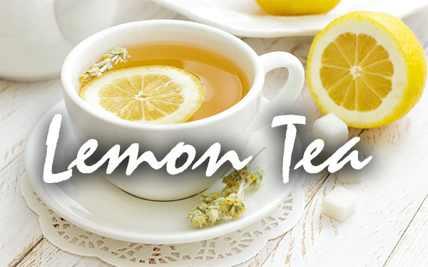 lemon tea fat loss