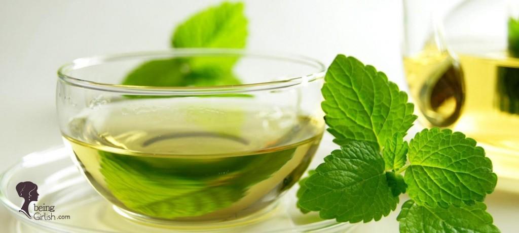 mint tea for health benefits