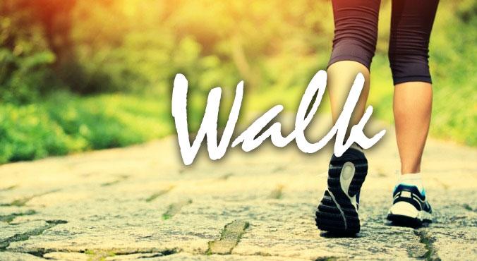 walk best way to reduce belly fat