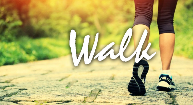 walk best way to reduce belly fat