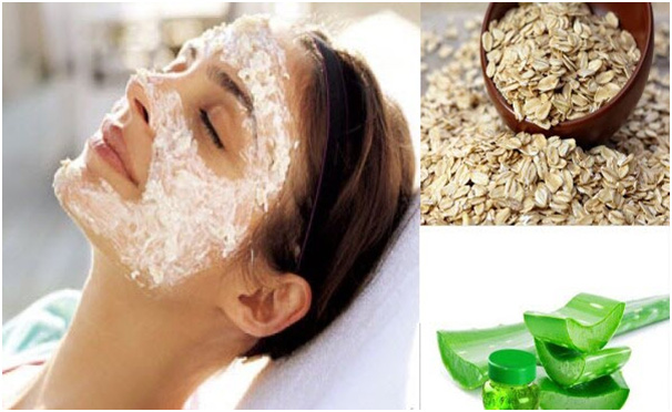 grated cucumber face mask