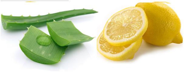 lemon alovera
