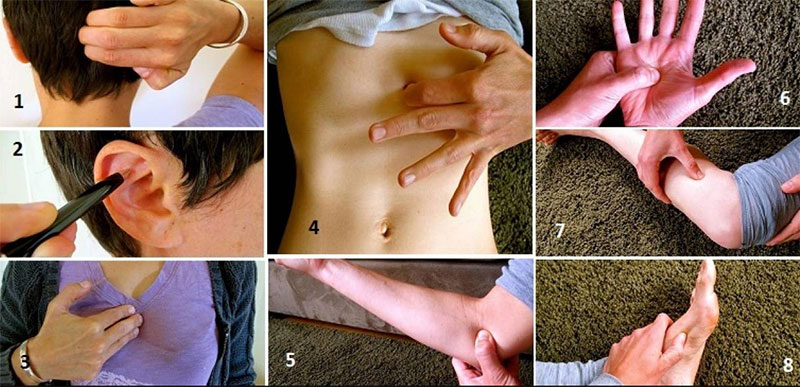 Acupressure Points that Will Reduce Your Stress