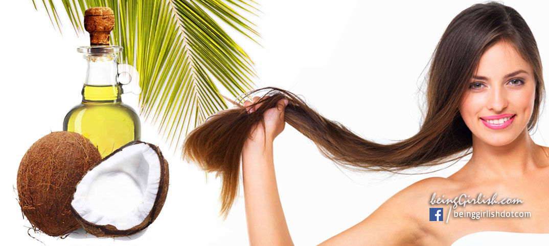 coconut oil hair benefits