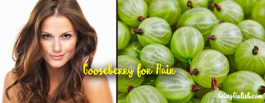 gooseberry for hair