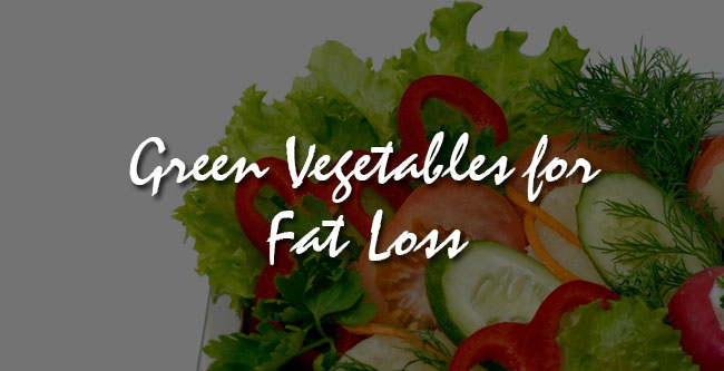 green vegetables for weight loss