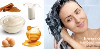 homemade hair conditioners