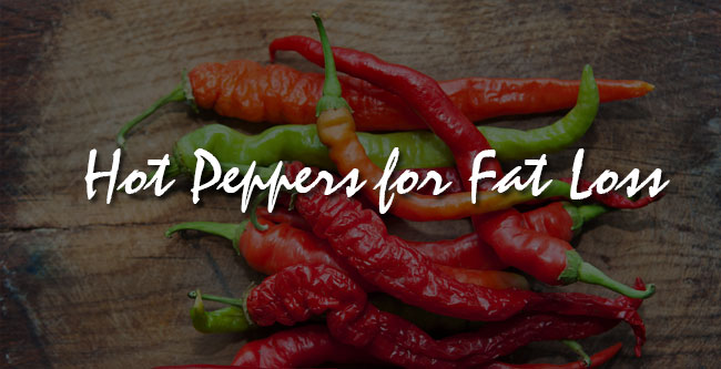 hot peppers for weight loss