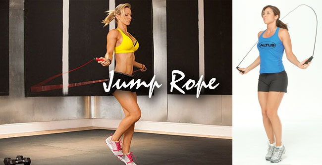 jump rope for weight loss