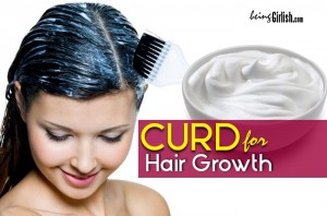 benefits of curd for hair growth