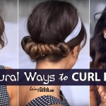 natural ways to curly hair