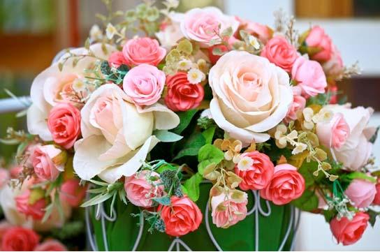 Фото букет шикарных цветов 167