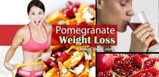 pomegranate weight loss
