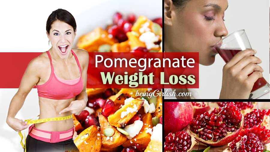 Pomegranate Weight Loss The Best Weight Loss Natural Recipe