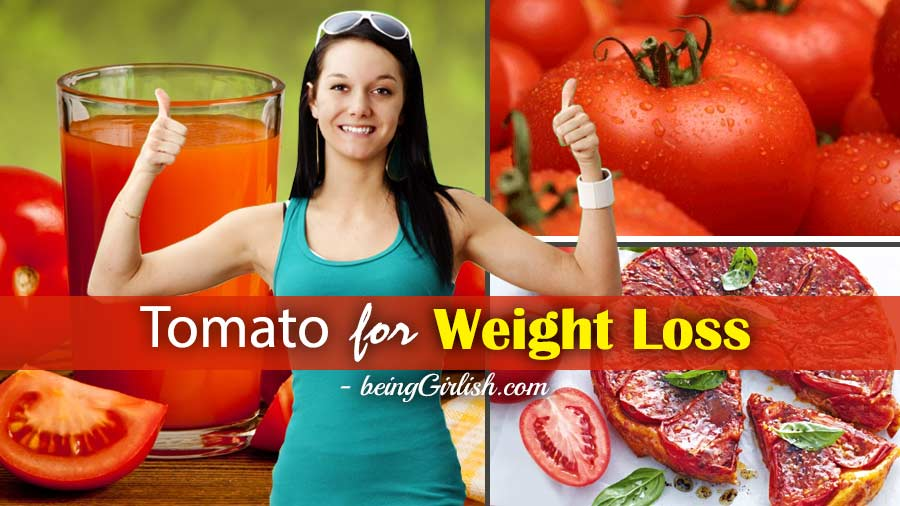 tomatoes for weight loss benefits