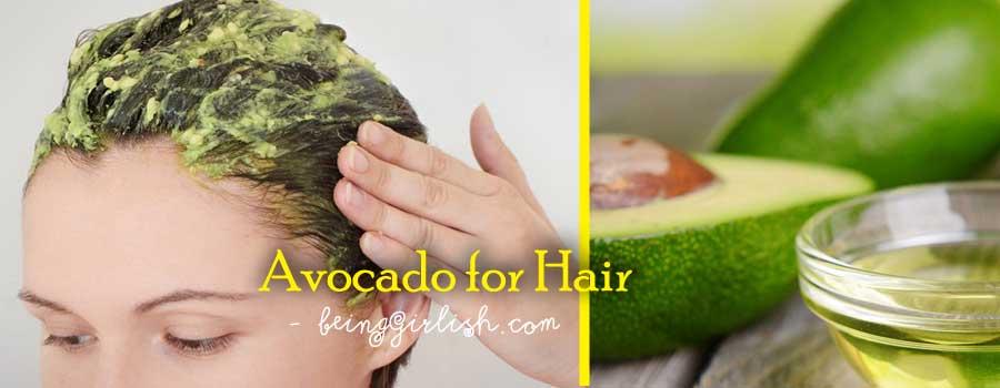 Avocado for Hair