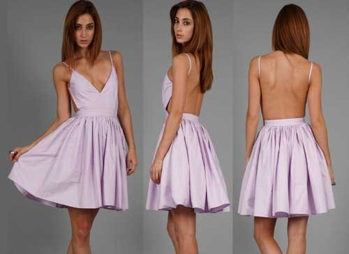 backless sundress