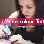 best watercolour tattoo