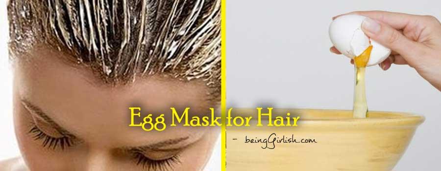 egg mask for hair