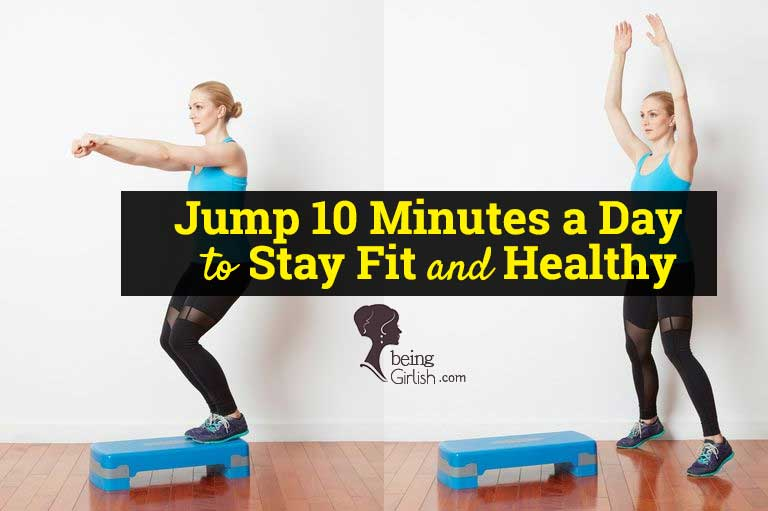 Jump Starting a Healthy Lifestyle
