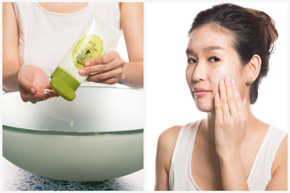 korean cleansing cream