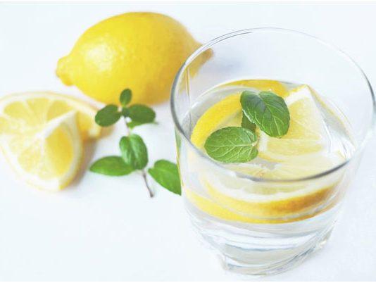 lemon detox water recipe