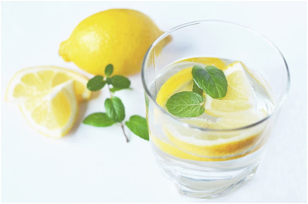 lemon detox water recipe